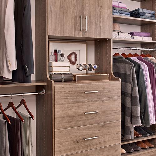 橱柜敞开式风格案例展示