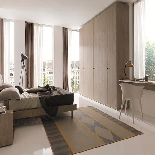 生态板卧室整装案例